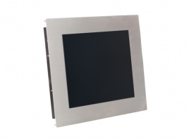 15-Inch high bright flat panel touchscreen display