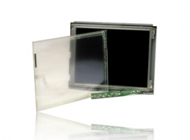 17-inch display met touchscreen OEM kit