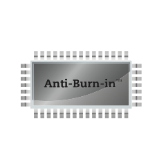 Anti-Burn-in™ technologie