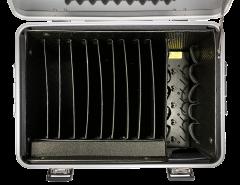 Parat PARAPROJECT Chromebook mini koffer C10 met inschakelstroombeveiliging