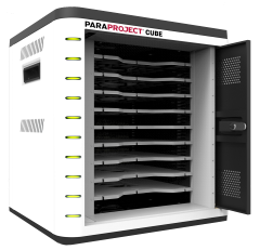 Parat PARAPROJECT Cube U-10, laden en syncen van 10 iOS/Windows/Android apparaten