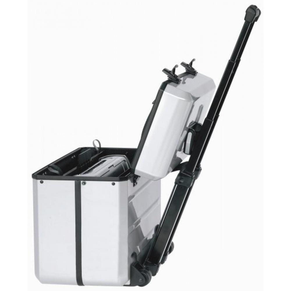 Parat Tron-X voor HP Officejet 100, met trolley, zwart