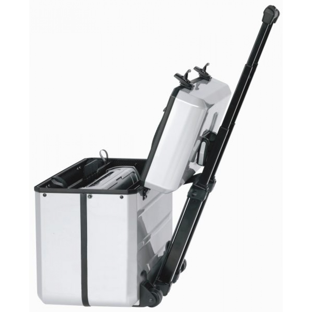 Parat Tron-X voor Canon iP100 / iP110, met trolley, zilver
