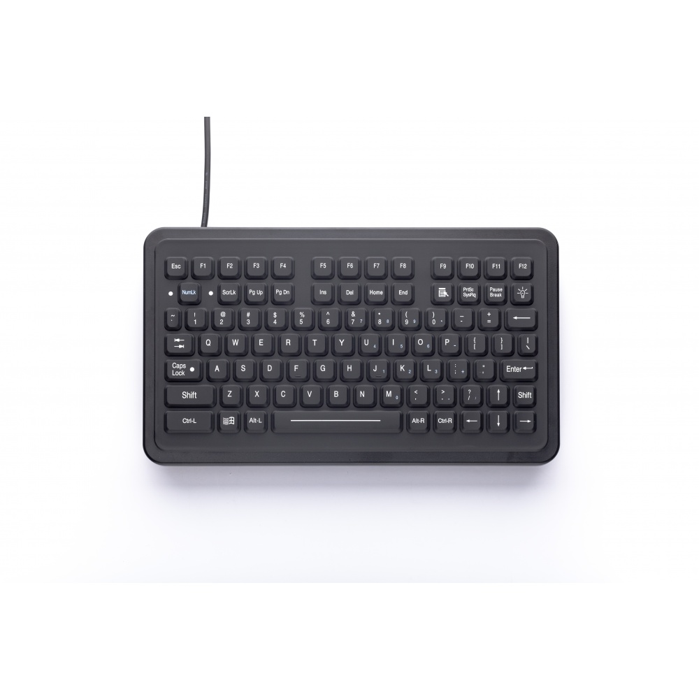 iKey PM-88, Small-Footprint Industrial Keyboard