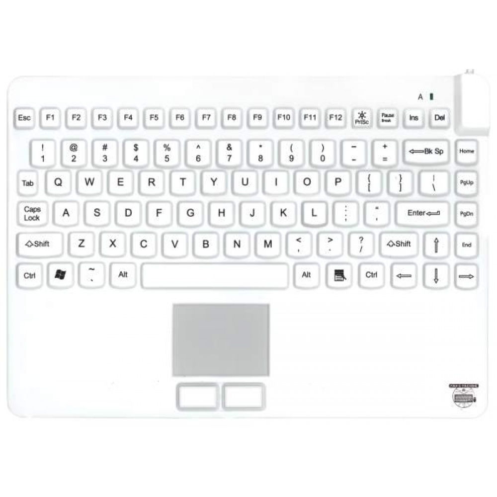 Slim Cool + US Layout (hygienic white)