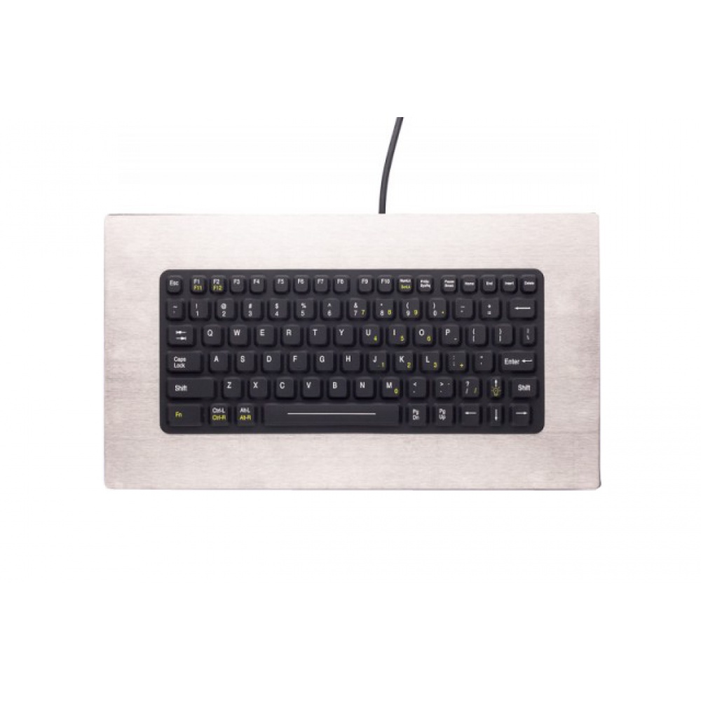 iKey Compact Backlit Industrial Keyboard