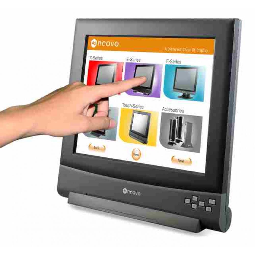 Neovo TS-15R, 15 inch, Resistive Touchscreen