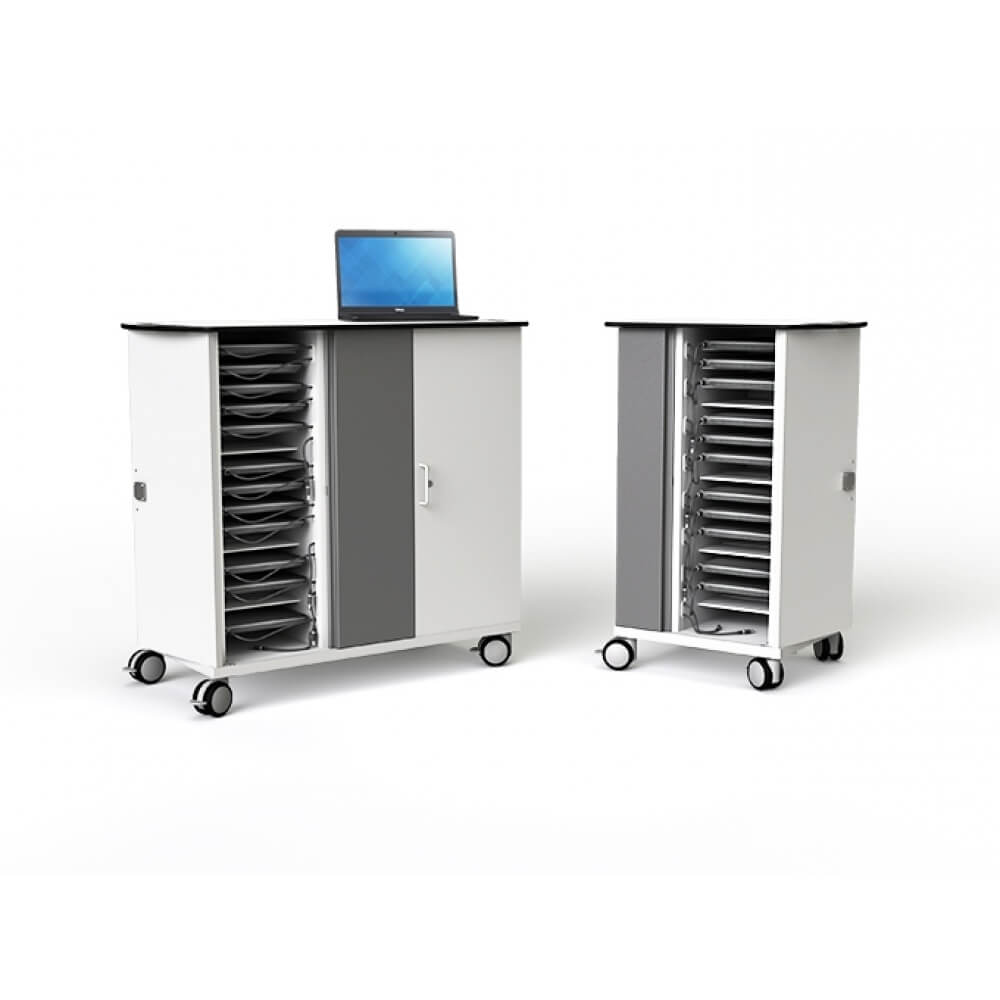 zioxi chromebook trolleys