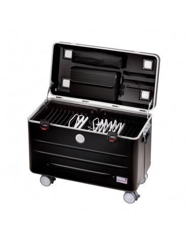 Parat Case i20 voor 20 apparaten; zwart