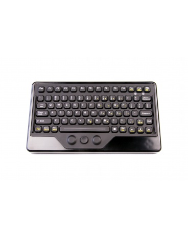 iKey IK-77-FSR Compact and Mobile Keyboard
