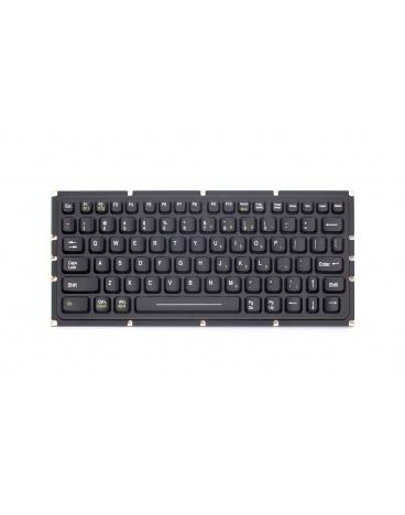 iKey KYB-81-OEM Compact Industrial OEM Keyboard