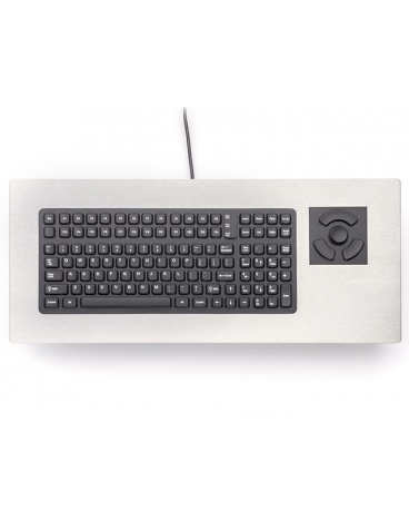 iKey PM-2000-NI, Panel Mount Keyboard + Force Sens Resistor