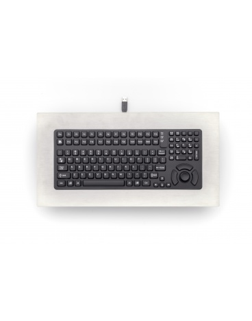 iKey PM-5K Panel Mount Keyboard met Force Sensing Resistor