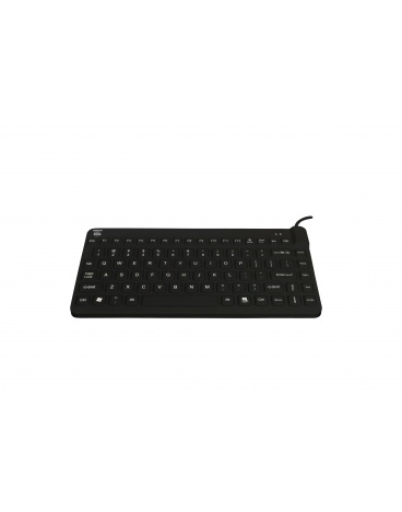 Slim Cool US Layout (black)