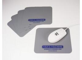 Silicone mousepad, set 5 stuks, steriliseerbaar