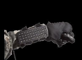 iKey AK-39, robuust draagbaar keyboard