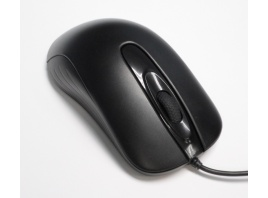Cmouse Black,cleanable mouse with alcohol tissue,scroll