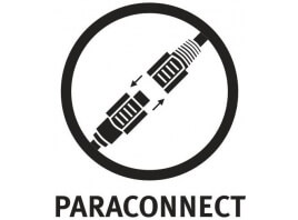 Parat U1 universele adapter (1 per laptop benodigd)