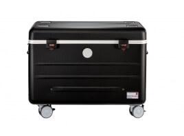 Parat Case N10 15.6 inch, Zwart, voorkant