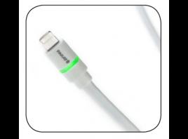 Parat Kabel met Lightning Connector&LED-aanduiding;1,2 m