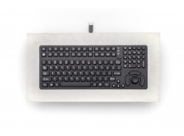 iKey Panel Mount Nonincendive Keyboard
