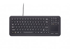 iKey SB-97-TP SkinnyBoard™ Sealed Keyboard with Touchpad
