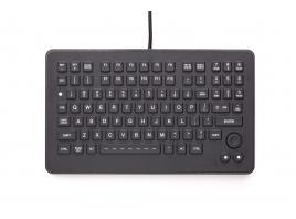 iKey SLK-880-FSR, Backlit Military Keyboard