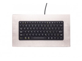iKey SLP-81, Compact Backlit Industrial Keyboard
