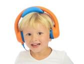 KidsCover_headset_oranje_kind