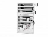 zioxi BYOD 8 vaks locker met adapters